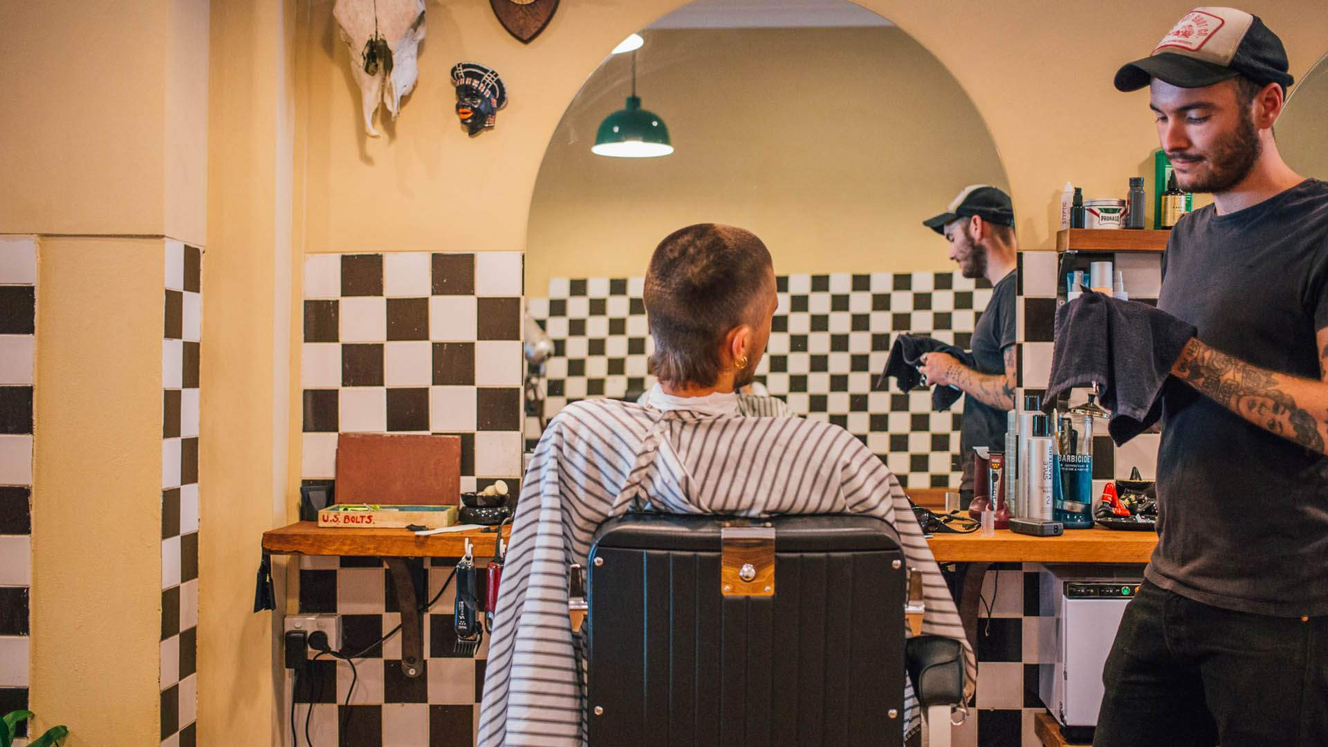 Six Places to Get a Wet Shave in Sydney for When You're Prepping for Movember