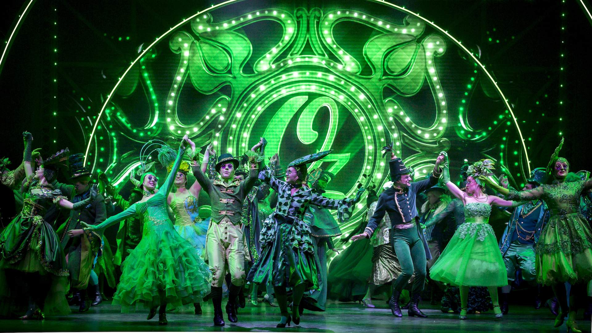 Smash-Hit Musical 'Wicked' Is Coming to Auckland Next Year