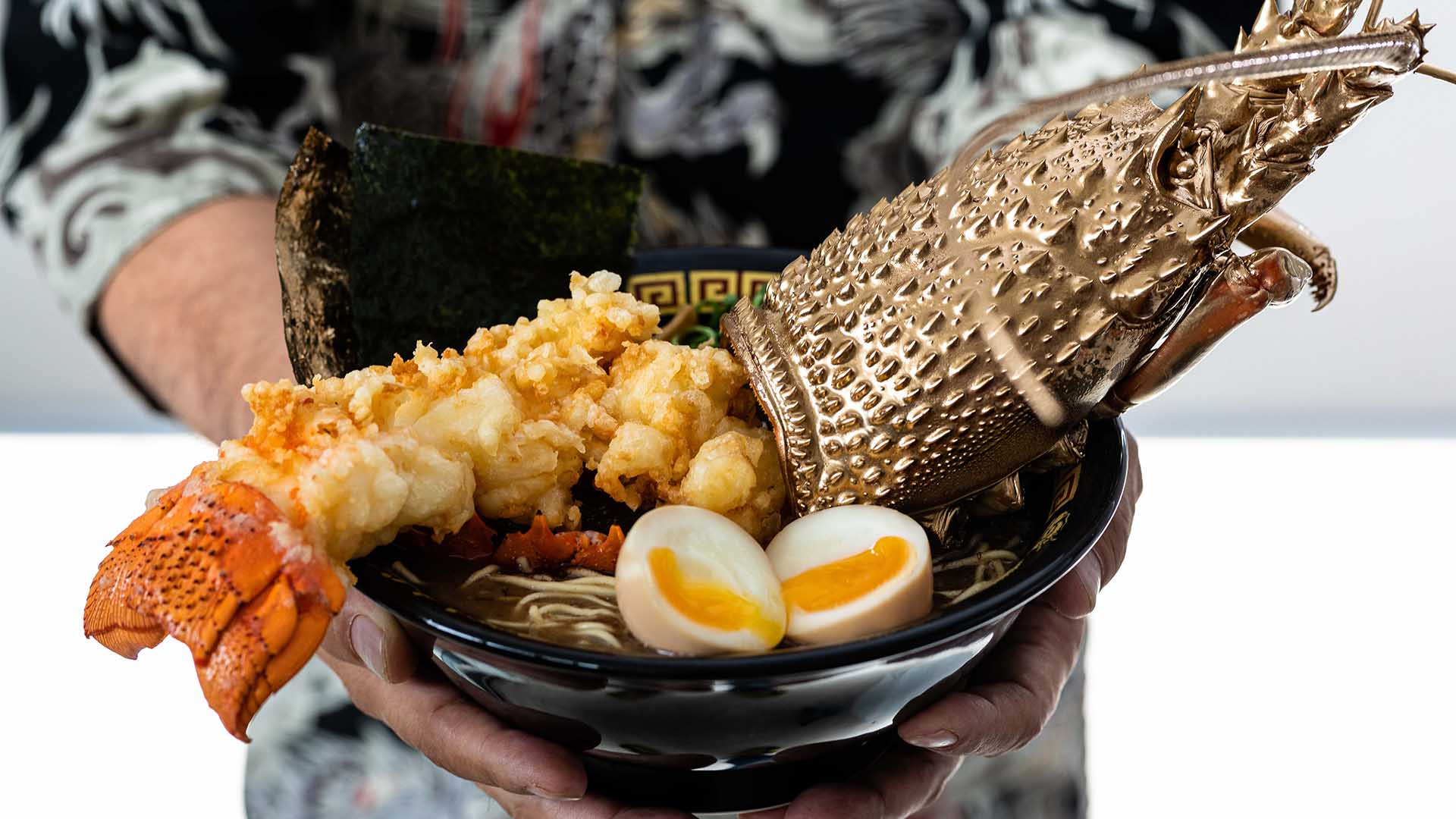 Haymarket Favourite Gumshara Is Cooking Up a $400 Bowl of Ramen Topped with a Full Lobster