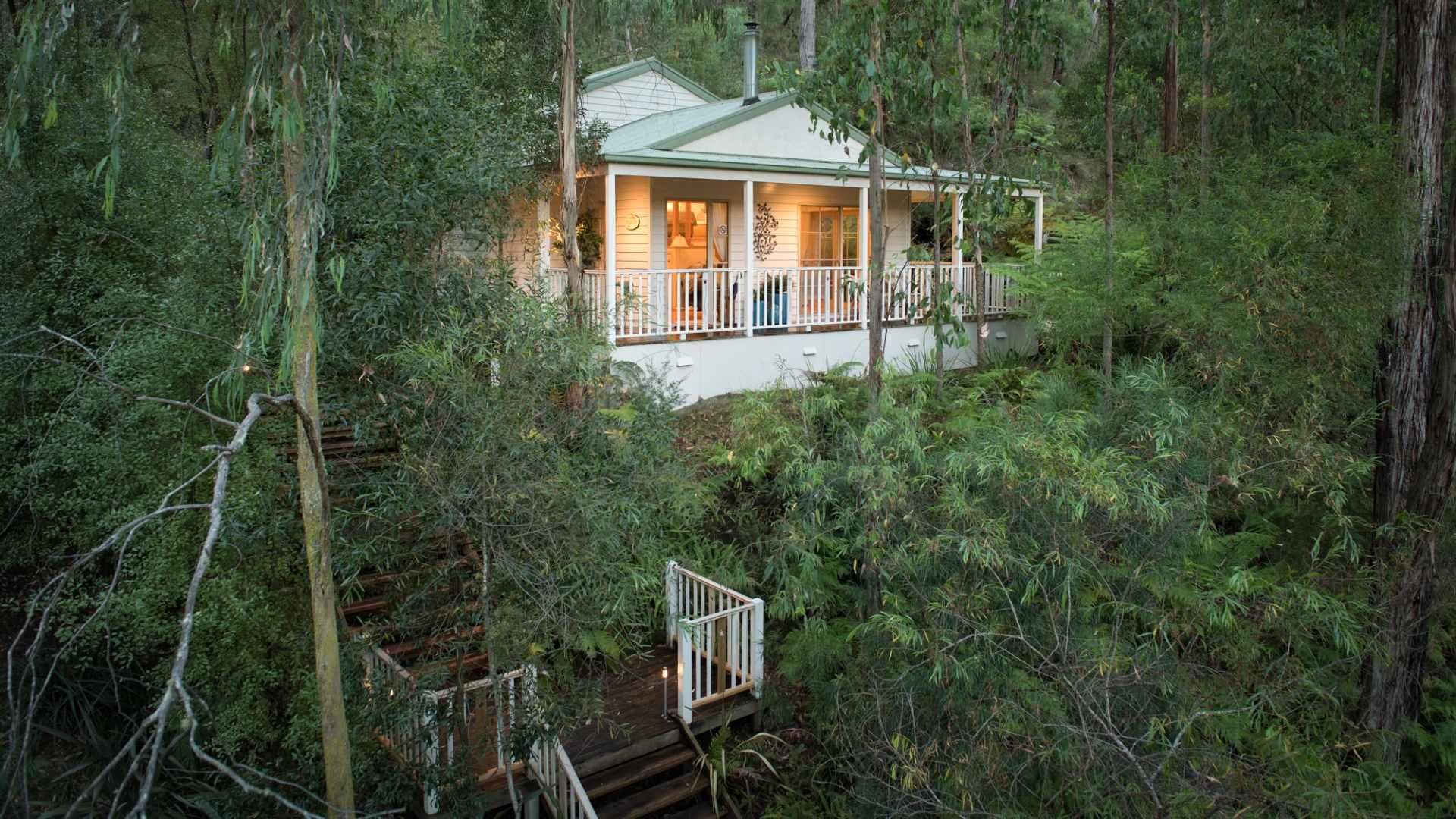 Twenty Lush Getaways You Can Book in the Yarra Valley