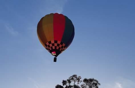 Sunrise Hot Air Balloon Flight