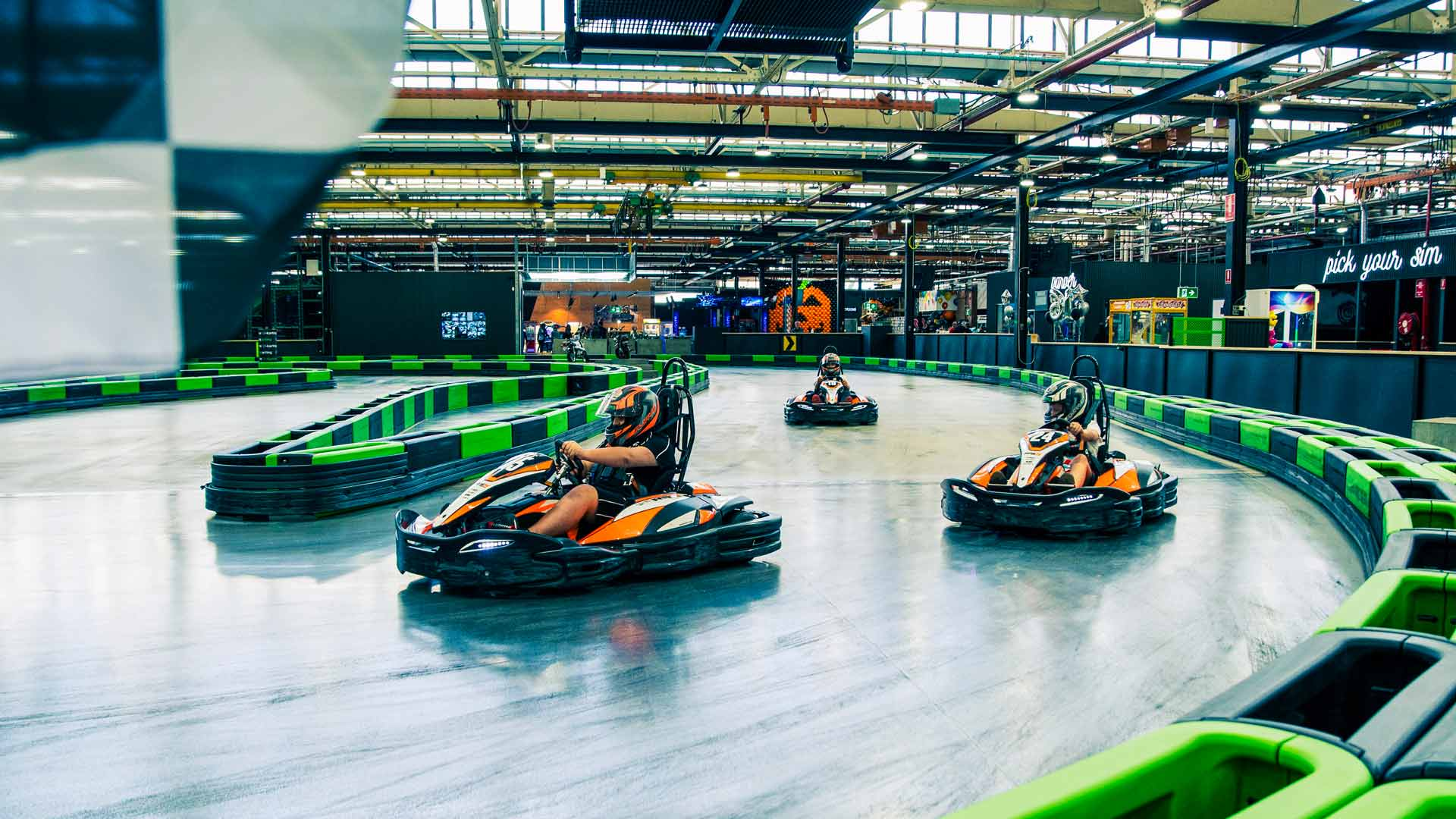 Sydney's Largest Indoor Fun Park Has Arrived in the City's West