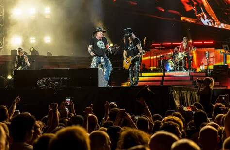 Guns N' Roses Have Announced a 2021 Stadium Tour of Australia and New Zealand