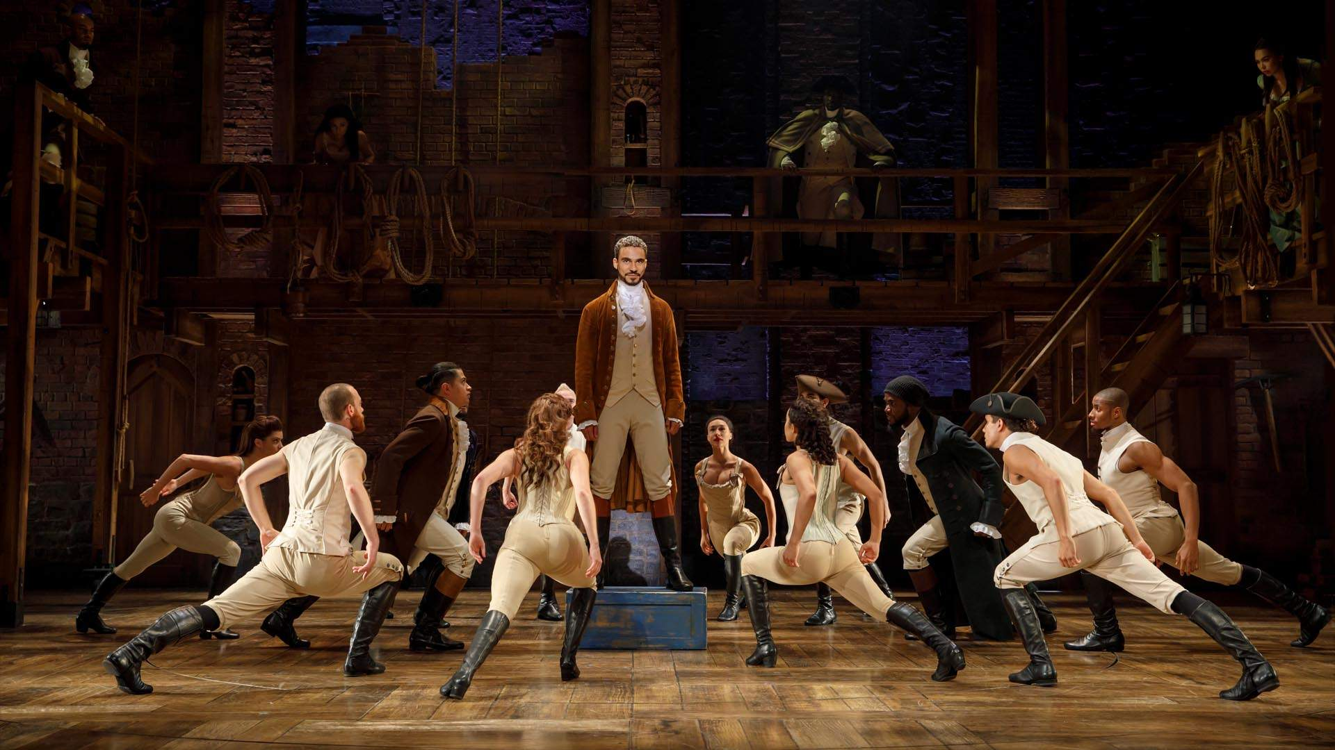 A Bluffer's Guide to 'Hamilton' If Your Plus-One Is Already a Super Fan