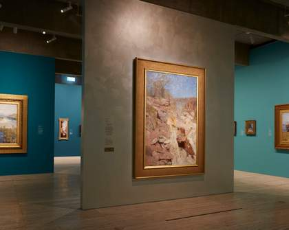 Five Key Paintings by Impressionist Arthur Streeton and Why They're Still Relevant Today