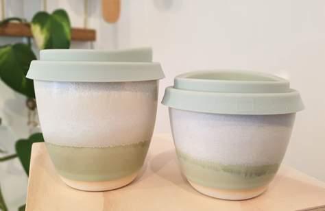 Kim Wallace Ceramics Takeaway Cup