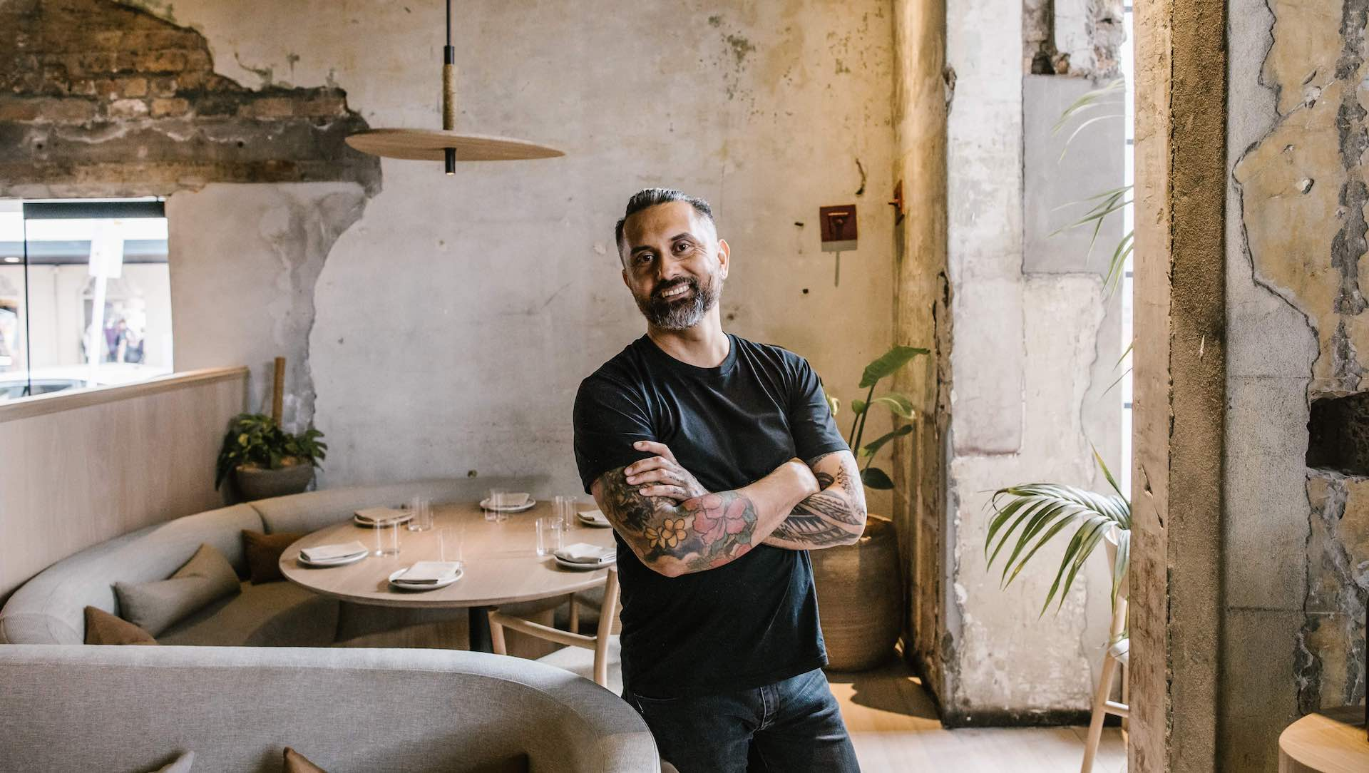 Top Chef Michael Meredith Has Opened a New Restaurant in the Britomart Precinct