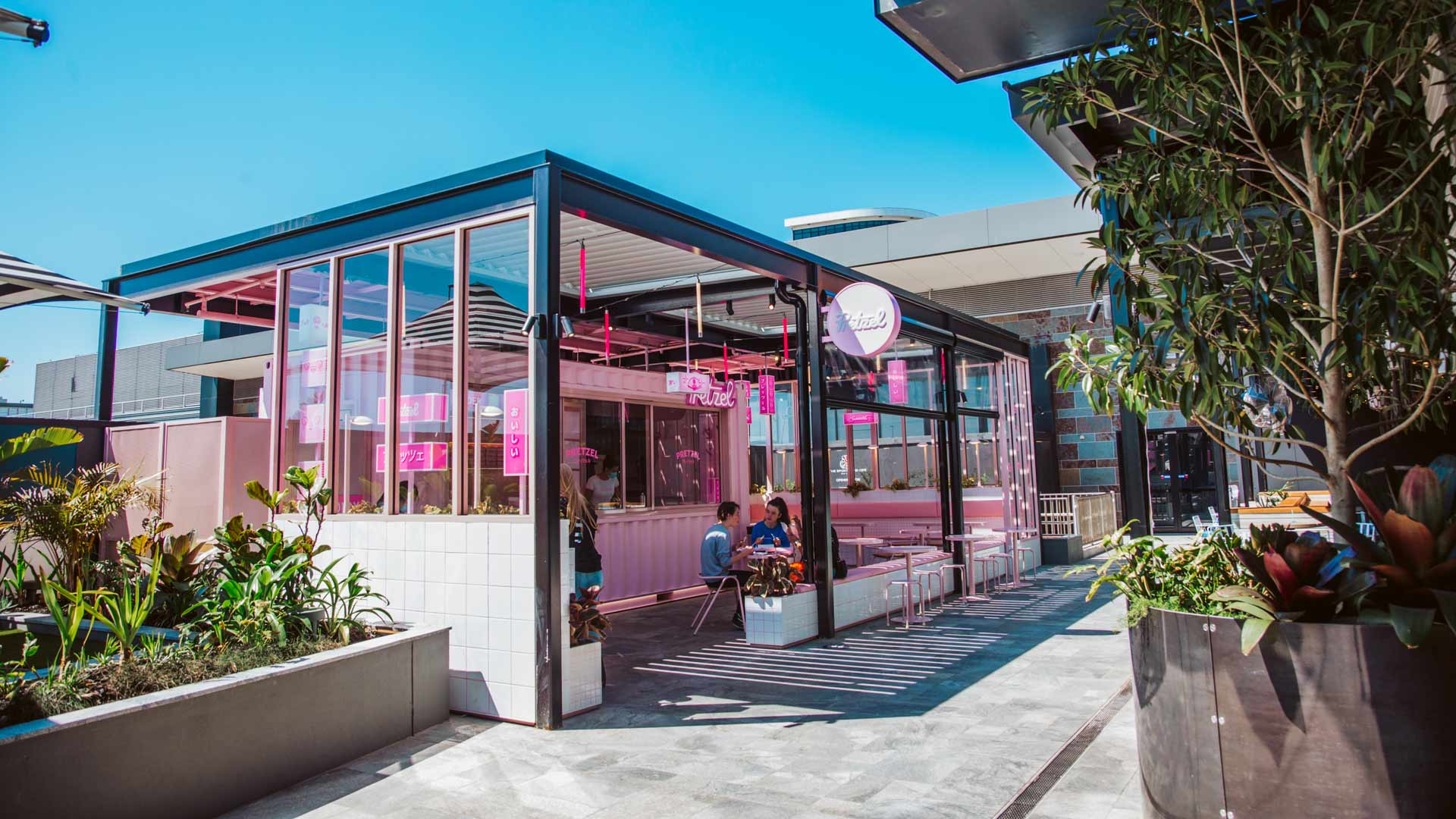 Westfield Doncaster Is Now Home to a $30-Million Rooftop Food Precinct with a DIY Okonomiyaki Joint