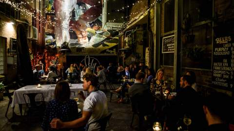 Five Sydney Date Ideas for This Week That Aren't Dinner and a Movie