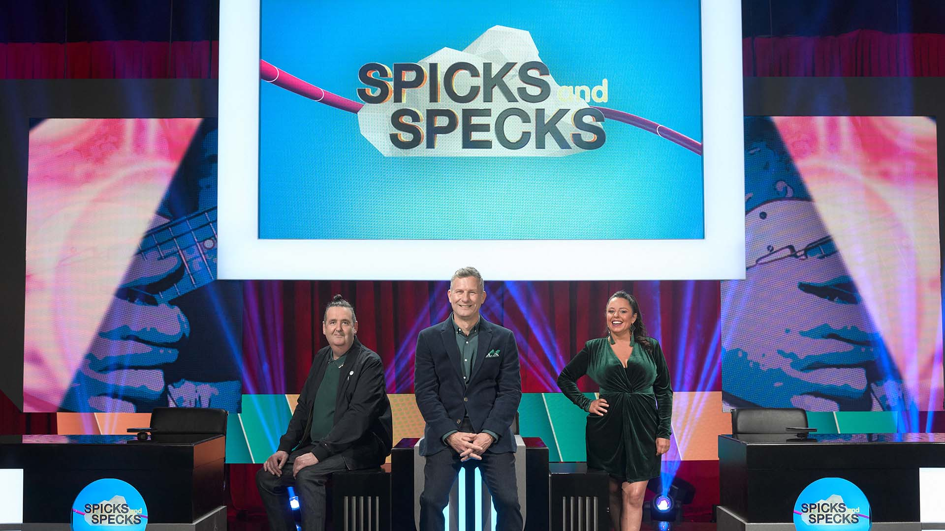 The ABC Is Bringing Back 'Spicks and Specks' in 2021 for a Full New Season