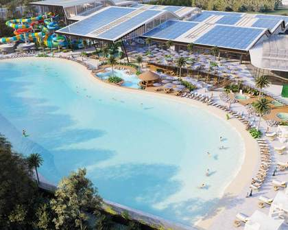 Australia Might Soon Be Home to the Southern Hemisphere's Biggest Indoor-Outdoor Water Park