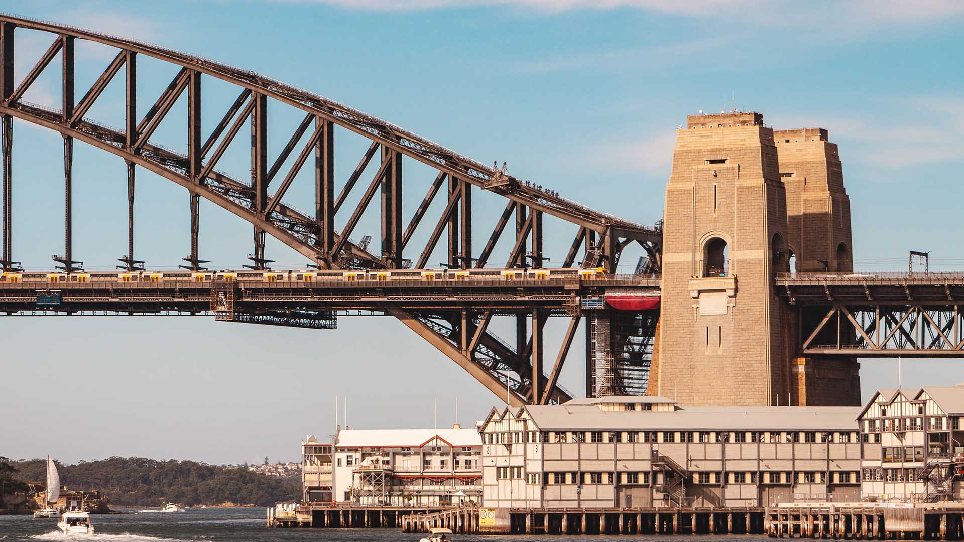 Trains Won't Run Across the Sydney Harbour Bridge for the First Ten Days of January