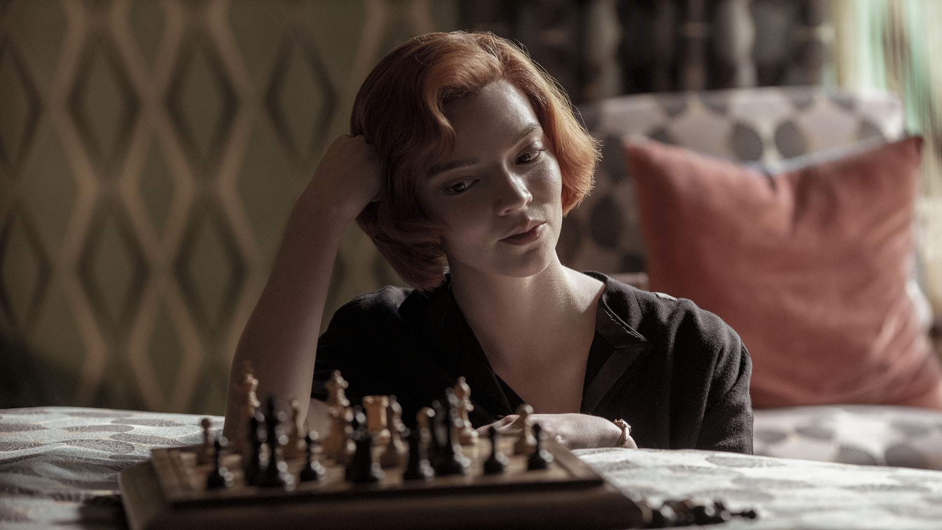 Netflix Must-See 'The Queen's Gambit' Is the Involving Chess Thriller You Didn't Know You Needed