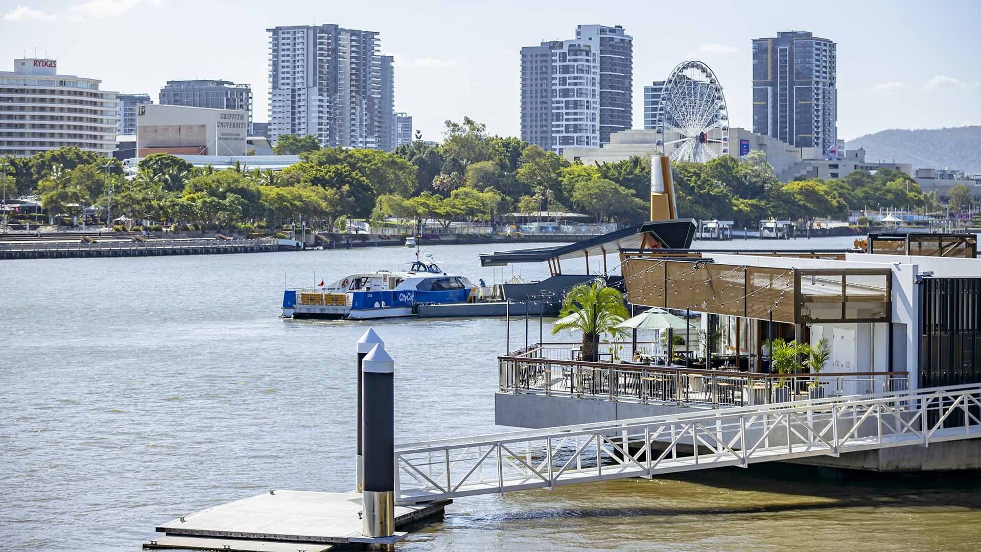 The Ten Best Things to Do On, By and Near the Water in Brisbane