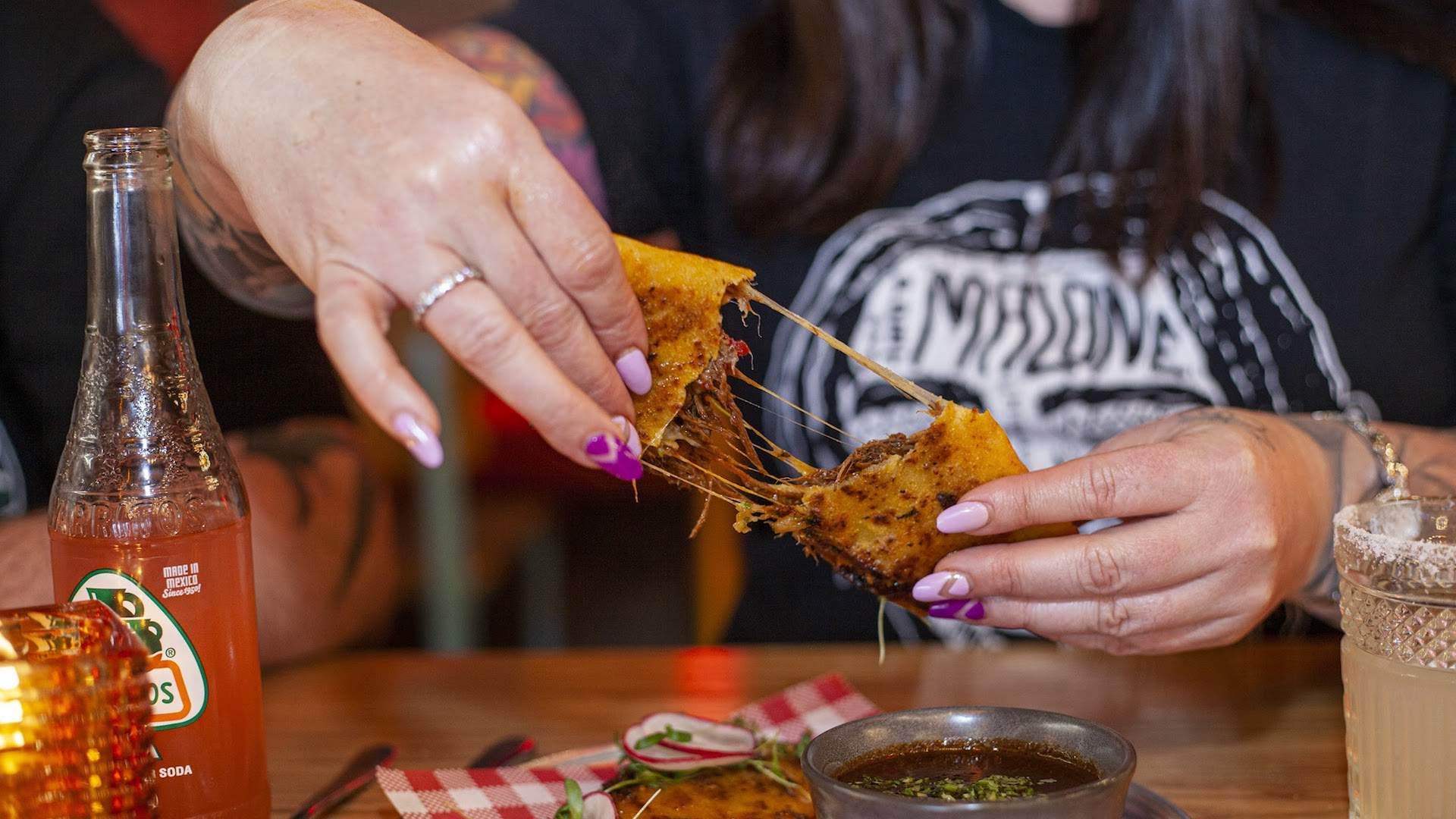 Rosie's Red-Hot Is a Vibrant New Tex-Mex Taco Joint on Queens Wharf