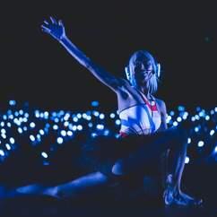 Flow After Dark Silent Disco Yoga