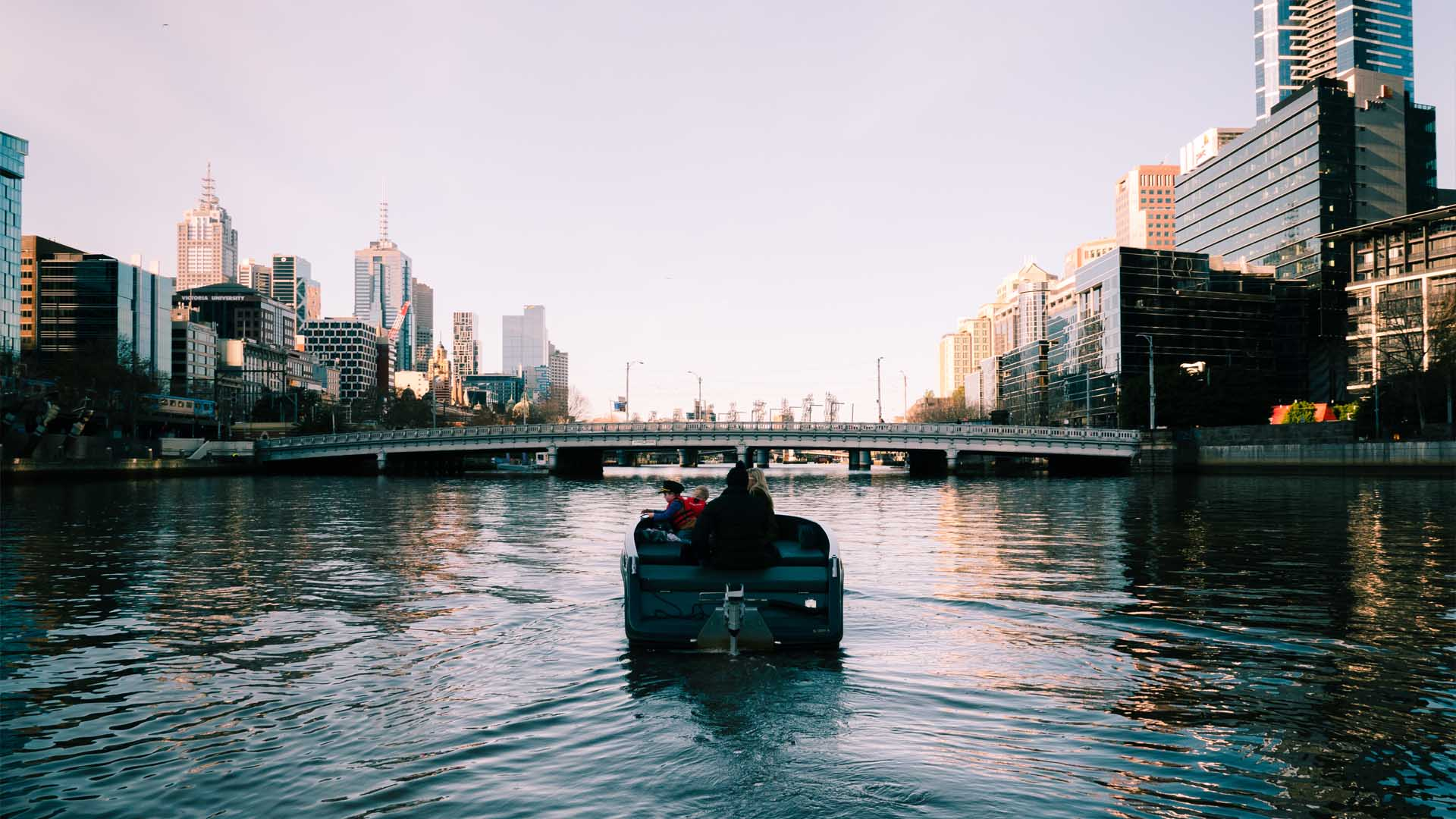 How to Spend a Day in Melbourne When The Weather's Fine But You're Not a Beach Person