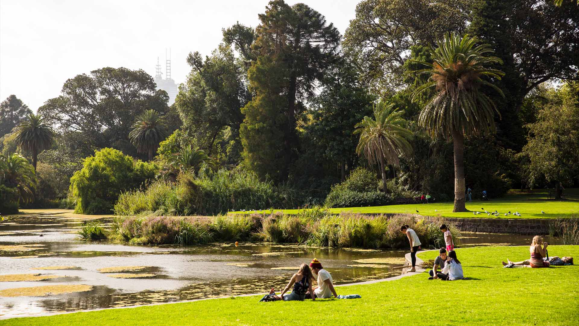 Melburnians Can Travel 15 Kilometres and Enjoy More Outdoor Activities From September 28