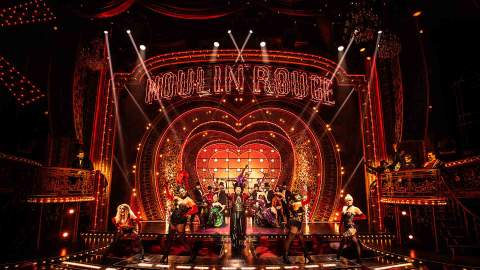 'Moulin Rouge! The Musical' Is Still Aiming to Sing and Dance Its Way Down Under in 2021