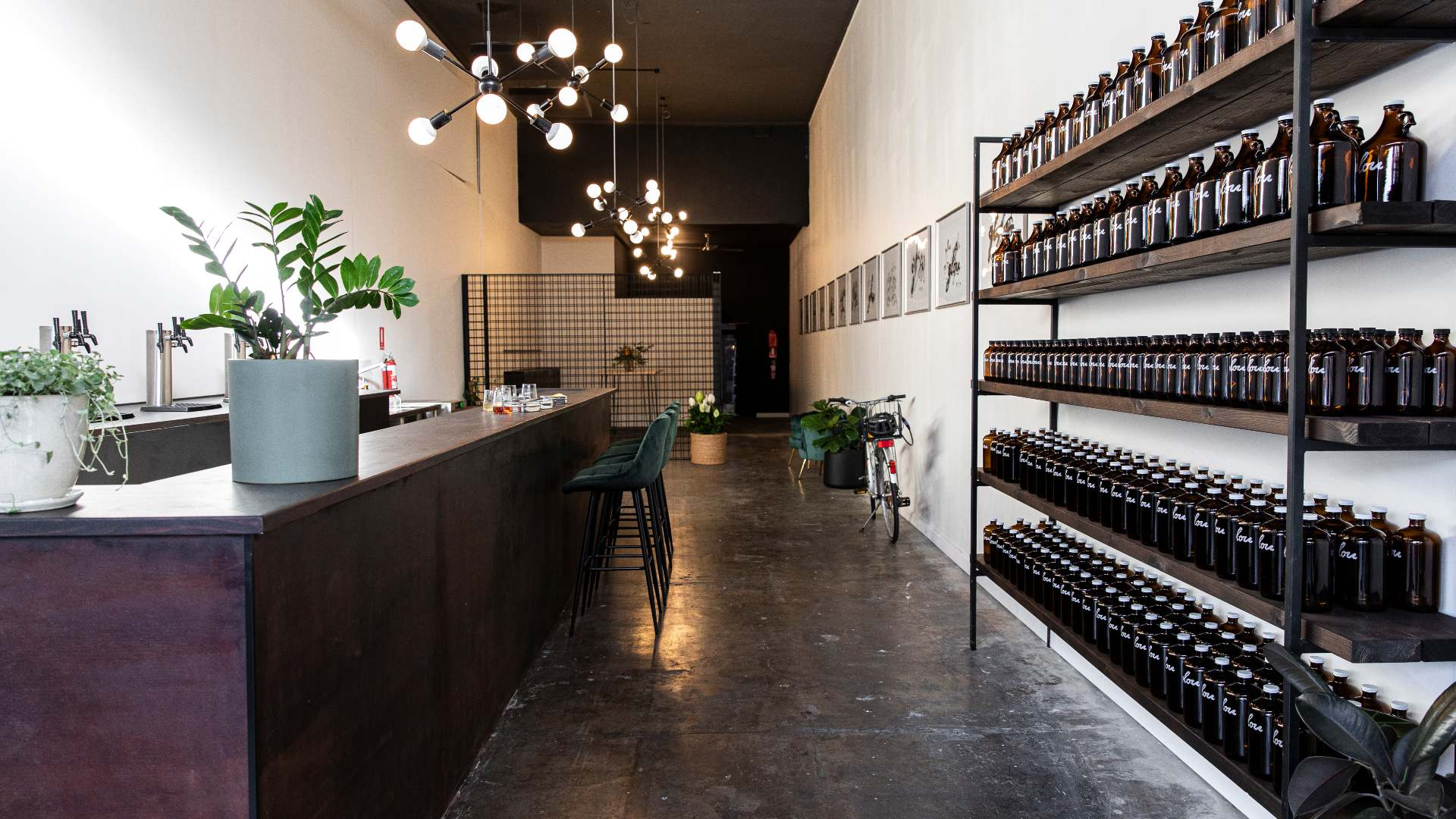 Glou Is Collingwood's New Bar and Dispensary Selling Wine by the Litre