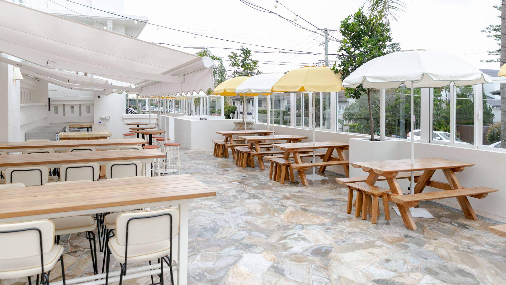 Historic Freshwater Pub Harbord Hotel Has Reopened with a Sunny Terrace and Free Live Music