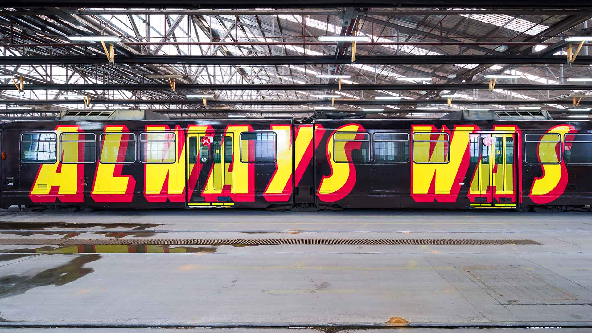Melbourne's 2021 Art Trams Will Be Designed Entirely by First Nations Artists