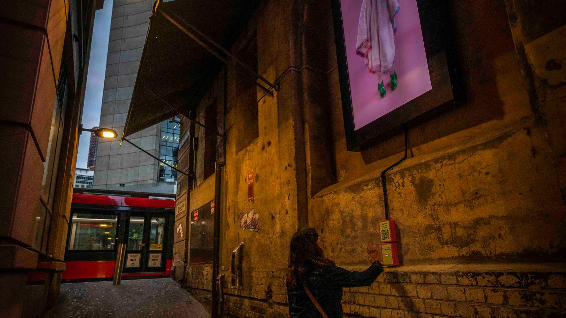 Sydney CBD's Laneways Have Been Decked Out with Four New Public Art Installations