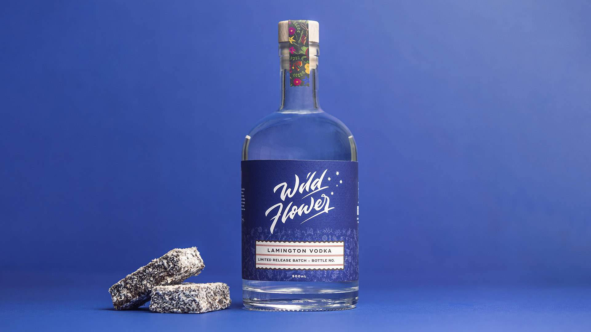 This Australian Distillery Has Released a Limited-Edition Lamington-Flavoured Vodka