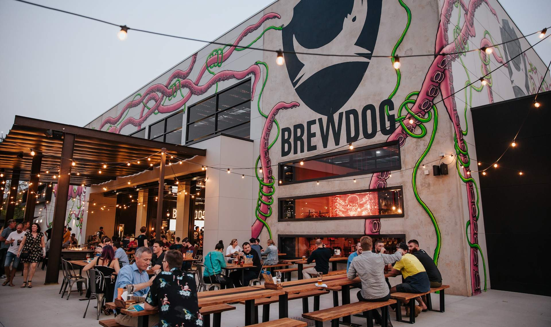 Scotland's BrewDog Is Looking to Open a New Craft Beer Bar in New Zealand