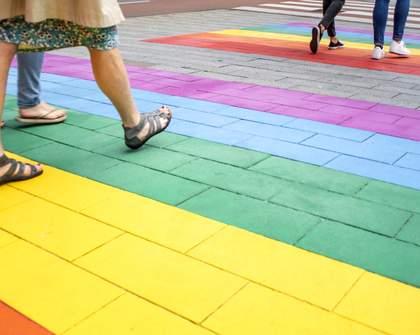 Karangahape Road Will Soon Be Home to a Fabulous Rainbow Crossing