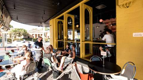 Cafe Freda's Pop-Up: Racha's Syrian Kitchen and Welcome Merchant
