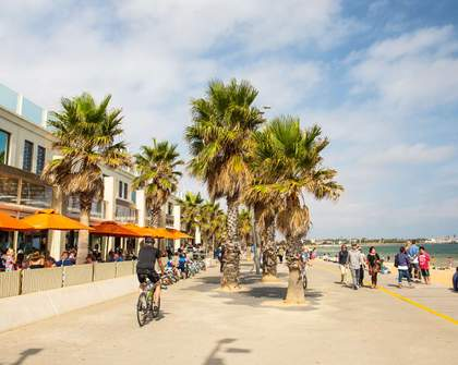 Seven Rewarding Pit Stops to Make When You're Tackling the St Kilda Foreshore Trail