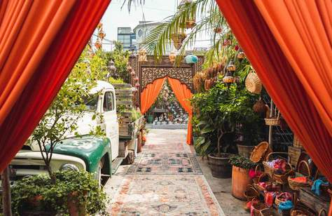 Welcome to Marrakesh at The Grounds