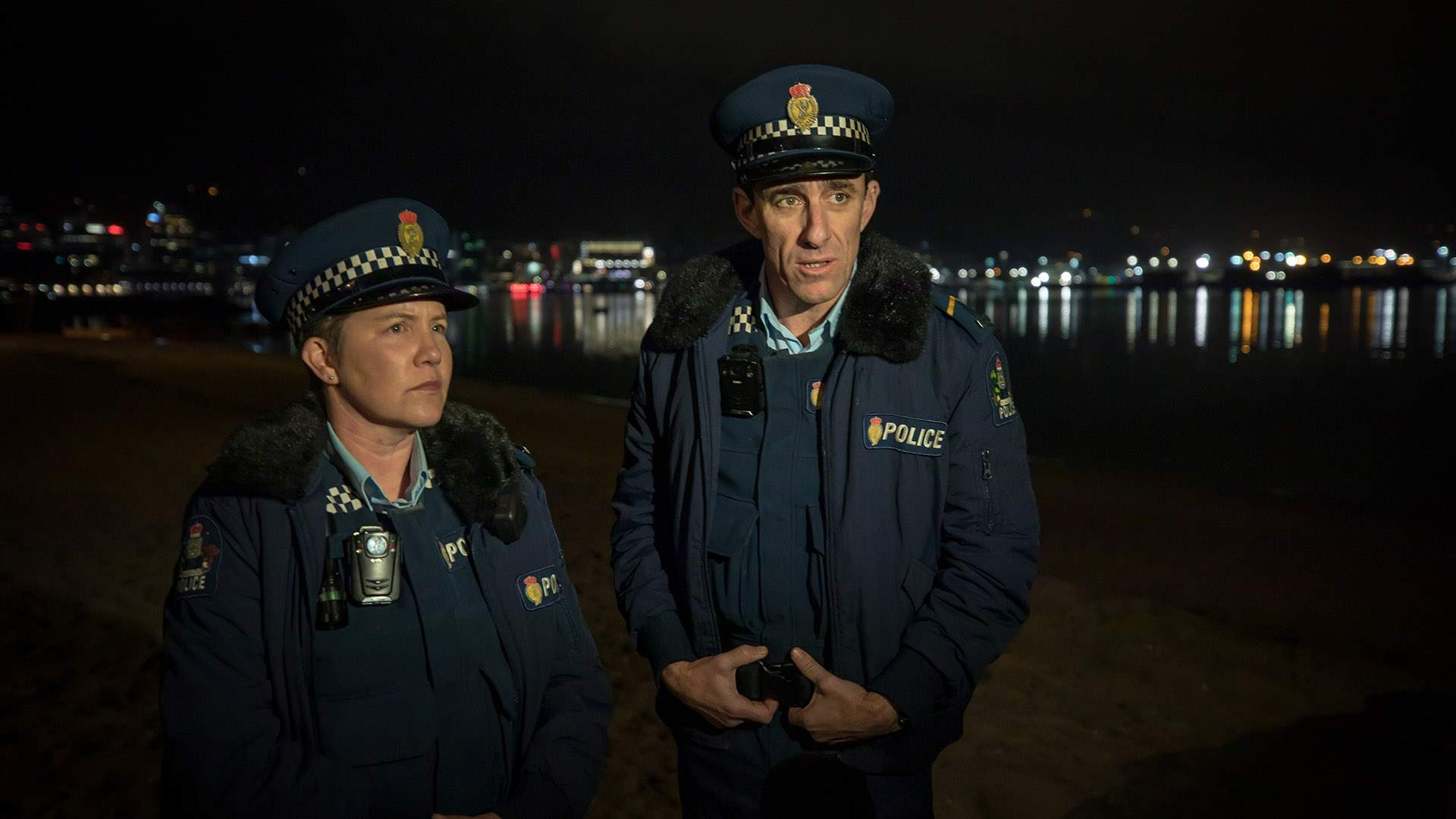 The Third Season of 'Wellington Paranormal' Is Coming to NZ TVs This Month