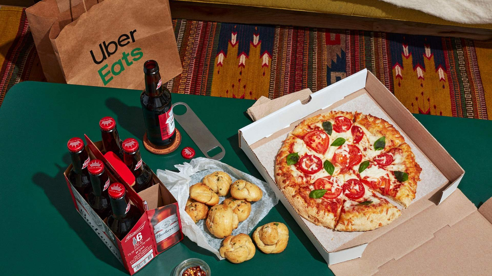 Uber Eats Is Launching On-Demand Alcohol Delivery in Auckland