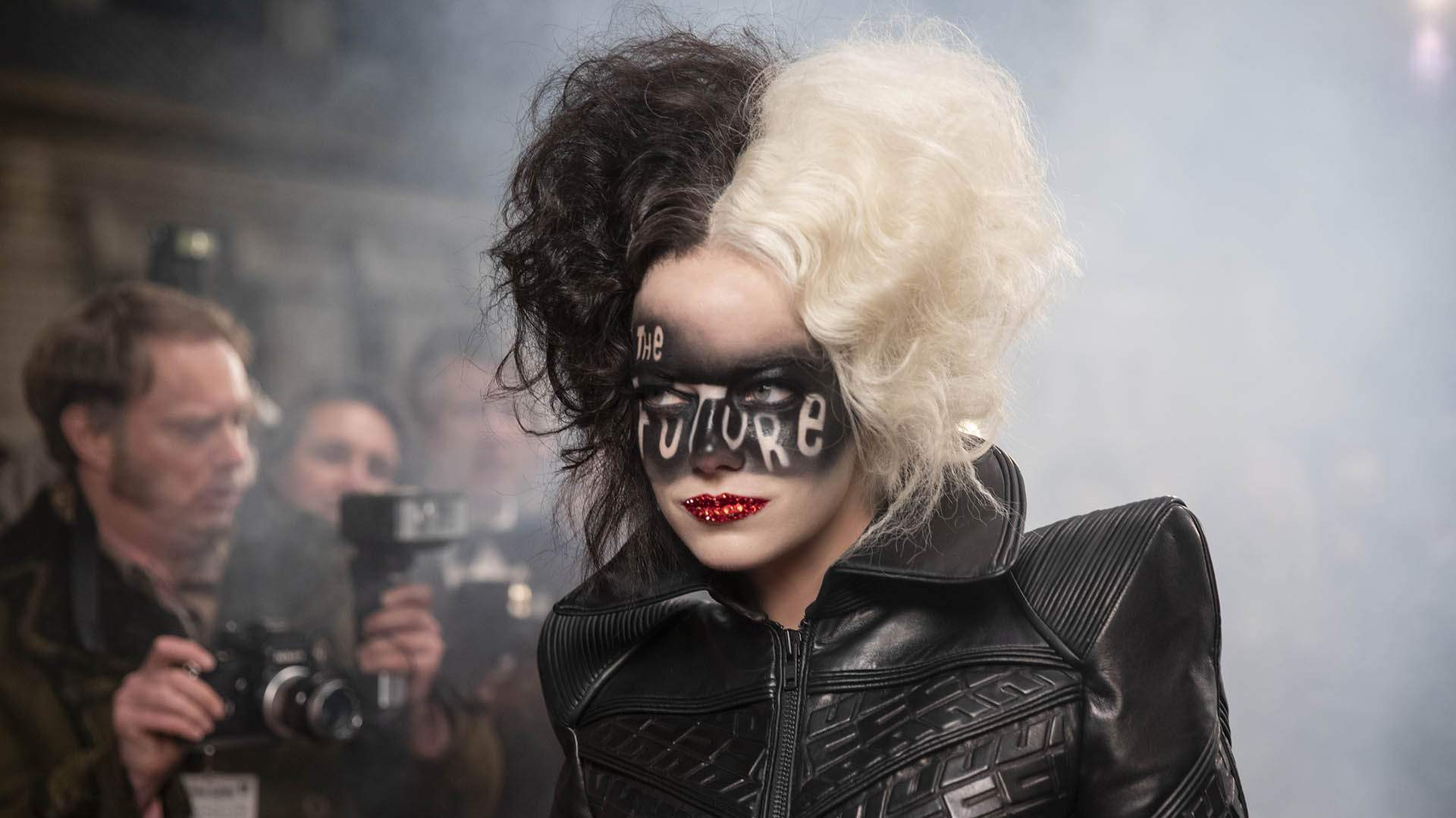 The New Trailer for '101 Dalmatians' Spinoff 'Cruella' Teases Haute Couture Chaos in the 70s