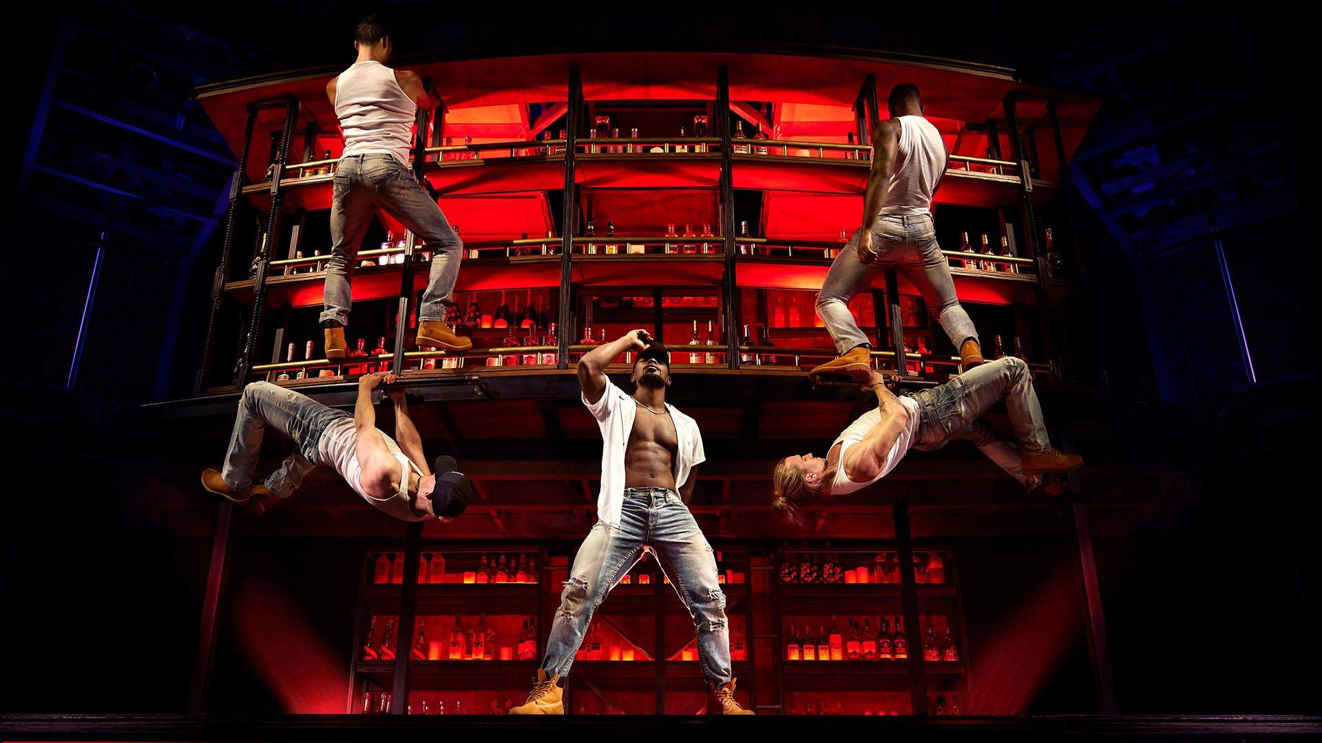 The 'Magic Mike Live' Stage Show Is Coming to Melbourne So You Can Relive the Movie IRL