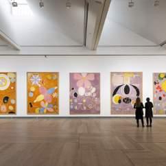 Hilma af Klint: The Secret Paintings