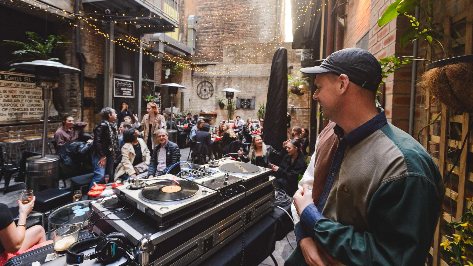 YCK Laneways Is the New CBD Cultural Precinct That's Launching with a Six-Week Block Party