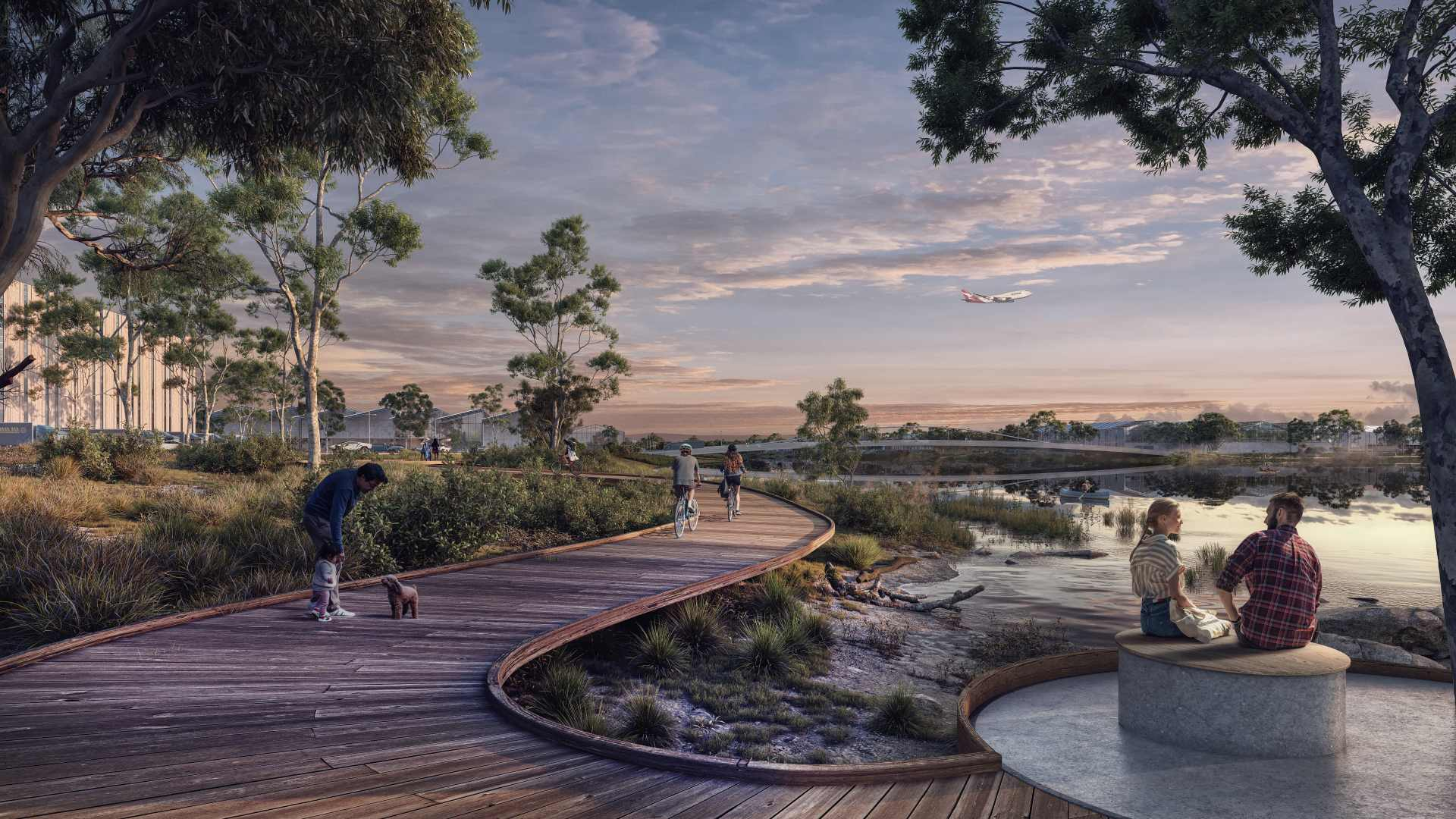 Sydney's New City Around the Western Airport Will Be Named After Engineer John Bradfield