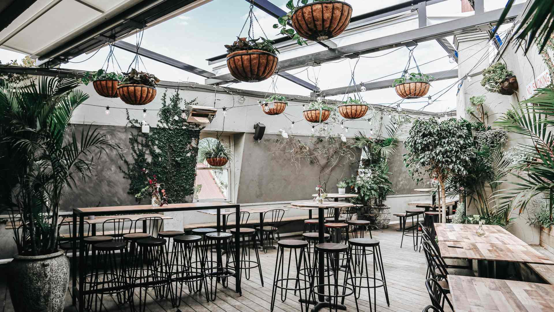 Elm Is Darlinghurst's New Rooftop Cocktail Bar Located Above The Taphouse