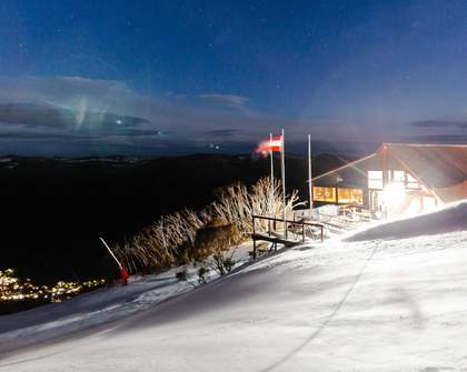 Thredbo's 2021 Winter Season Will Include Sunrise Ski Sessions and Feasts Overlooking the Village