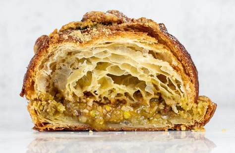 This Baklava Croissant Is Banksia Bakehouse's Latest Genius Limited-Edition Dessert Mashup