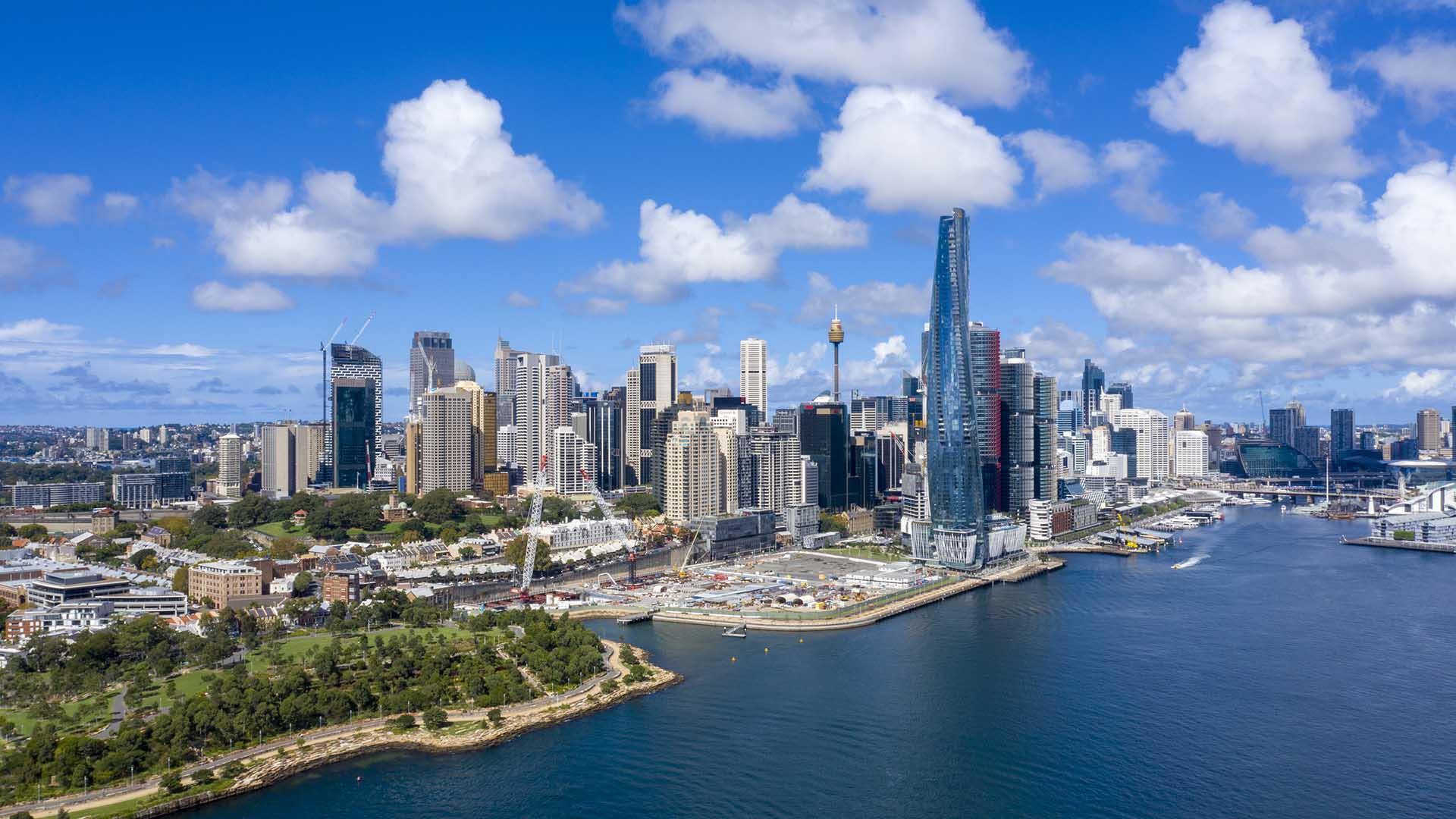 Barangaroo Foreshore Walk Now Spans 11 Kilometres From Woolloomooloo to the Anzac Bridge