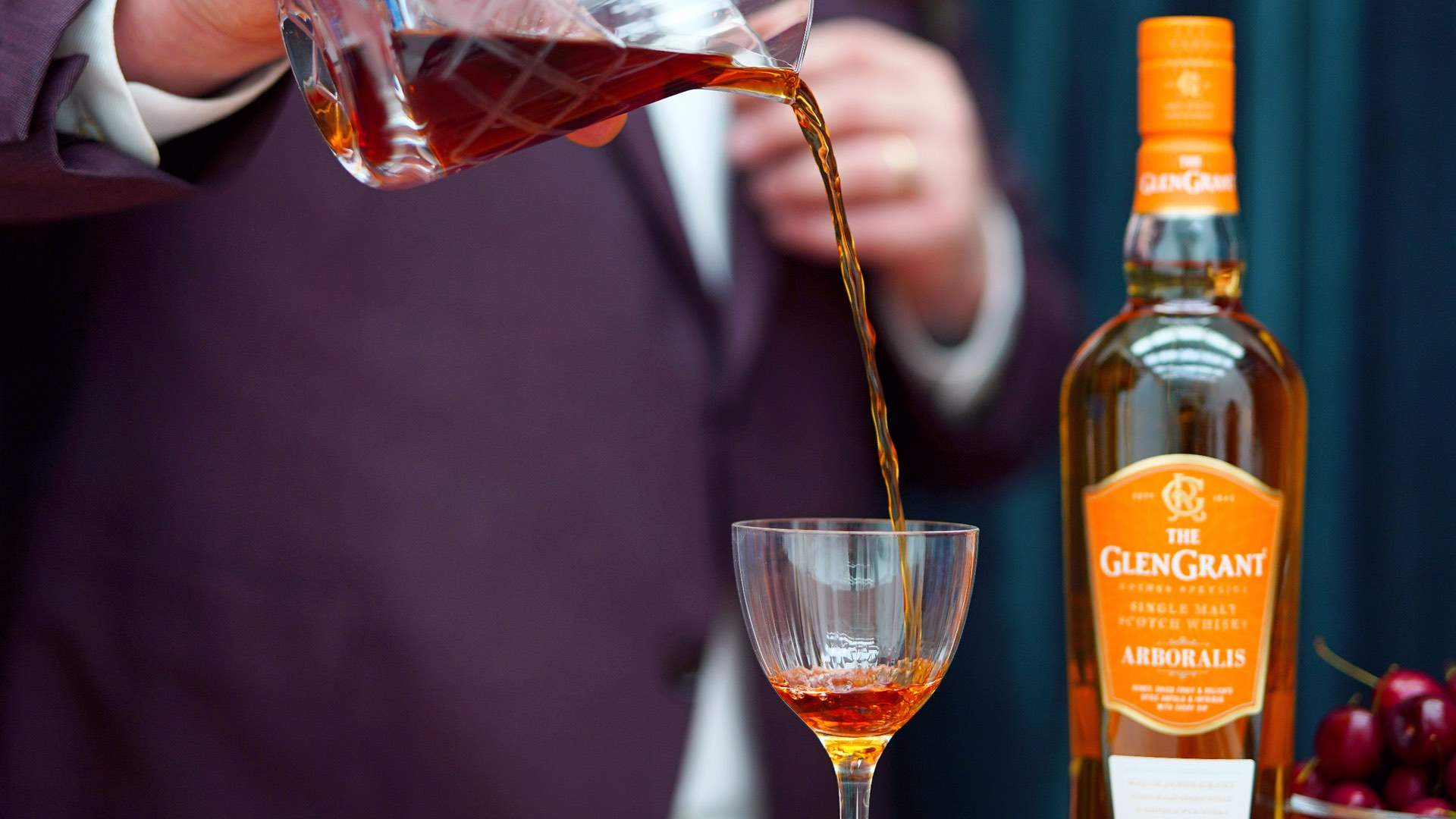 The Glen Grant Launch and World Whisky Day