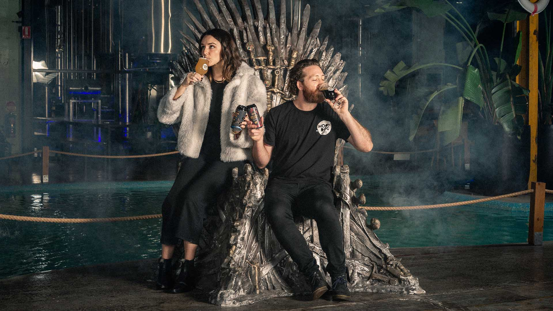 Two Aussie-Brewed 'Game of Thrones' Beers Are Coming to Mark the HBO Show's Tenth Anniversary