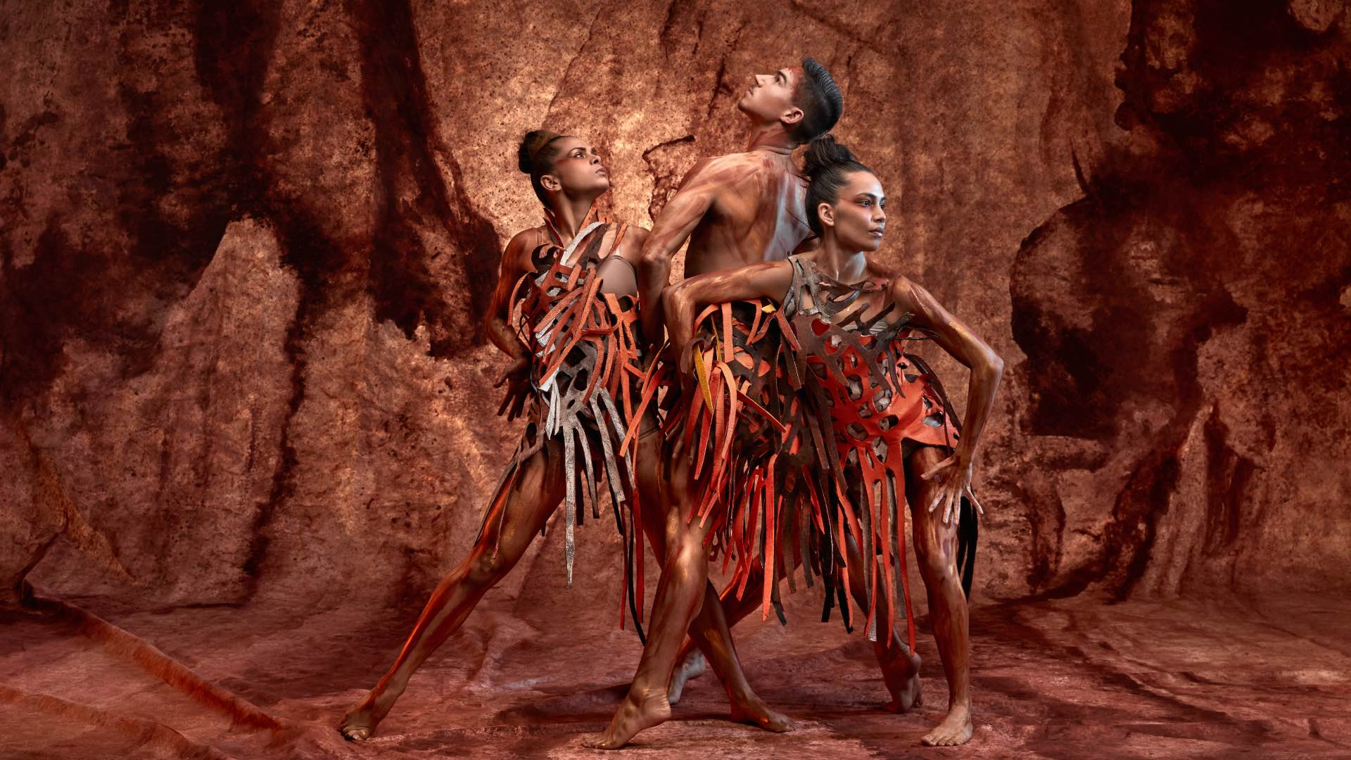 SandSong: Stories from the Great Sandy Desert — Bangarra Dance Theatre