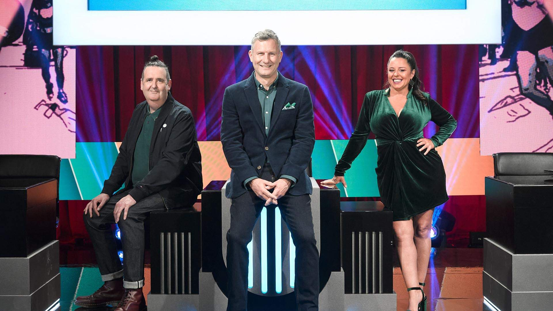 The ABC's Long-Awaited New Full Season of 'Spicks and Specks' Kicks Off Tonight