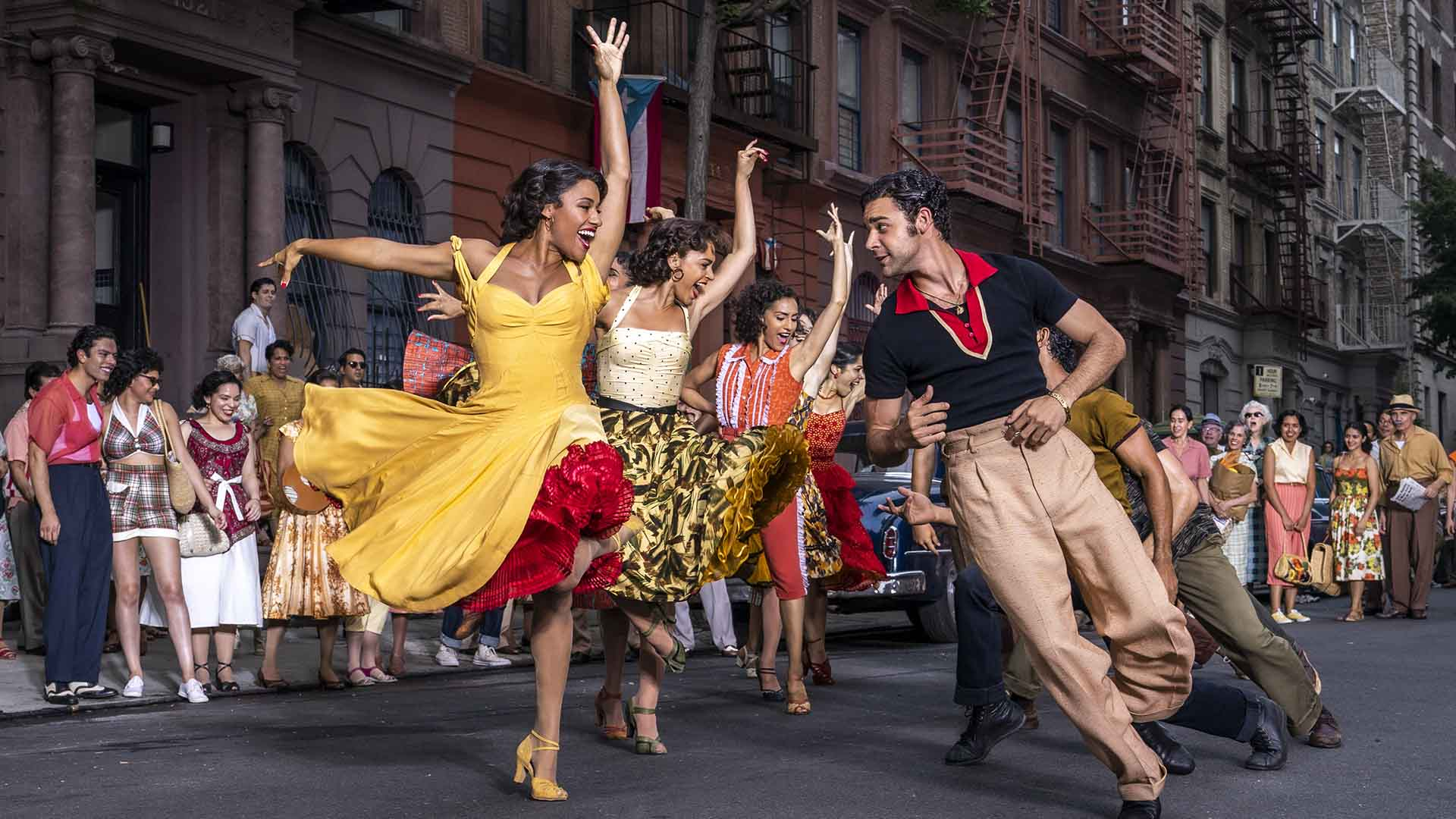 The Lively First Trailer for Steven Spielberg's Big Screen 'West Side Story' Remake Is Here