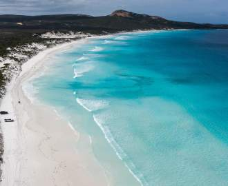 The Ten Best Beach Camping Spots in Australia